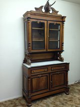 Walnut cabinet Circa 1845-1870 in Alamogordo, New Mexico