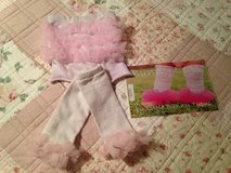 Little Bunny Tutus diaper cover and leg Warmers (bunny legs) in Warner Robins, Georgia