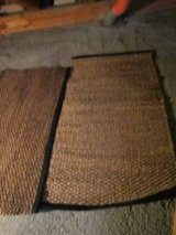 Straw type carpets in Ramstein, Germany