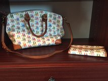 Authentic Dooney and Bourke Purse in Bolingbrook, Illinois
