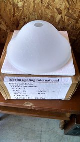 2 New replacement light cover one 16in and one 13in in Camp Lejeune, North Carolina