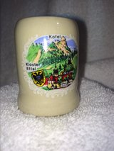 GERMAN SHOT GLASSES MINI STEINS in Fort Leonard Wood, Missouri