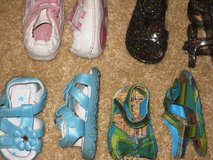 sz 3 infant shoes in Houston, Texas