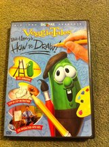 "Veggie Tales ""How to Draw"" DVD in Batavia, Illinois"