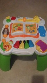 Leap Frog Musical Play Table in Aurora, Illinois