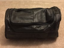 Black Leather Travel Bag in Elizabethtown, Kentucky
