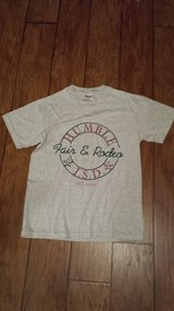 Humble Fair and Rodeo TShirt, Size Adult Small (34-36) in Kingwood, Texas