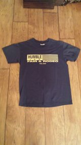 Humble Fair & Rodeo TShirt, Size Adult Small  (34-36) in Kingwood, Texas