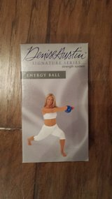 "Denise Austin VHS Tape Entitled ""Energy Ball"" in Kingwood, Texas"