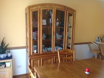 China cabinet top in Naperville, Illinois