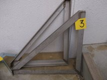 STAINLESS SUPPORT BRACKETS in Okinawa, Japan
