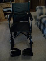 Invacare Transport Chair brand new in Moody AFB, Georgia