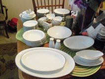Nortika Silverdale Platinum China, Service for 12 Great Set! in Kingwood, Texas