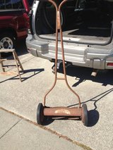 Vintage Push Mower in Travis AFB, California