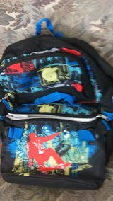 New backpack with lunchbox and pencil holder in Alamogordo, New Mexico