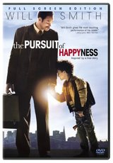 the Pursuit of Happynes DVD in Fort Campbell, Kentucky