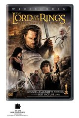 The Lord of the Rings/ The Return of the King DVD in Fort Campbell, Kentucky