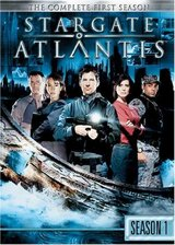 Stargate Atlantis/ Season 1 DVD box set in Fort Campbell, Kentucky
