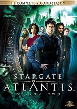 Stargate Atlantis/ Season 2- DVD box set in Fort Campbell, Kentucky