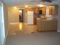 2 bed 2 bath Mobile home, Recently remodeled near Piney Green Gate in Camp Lejeune, North Carolina