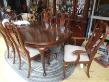 American Drew Cherry Dining Set in Fort Campbell, Kentucky