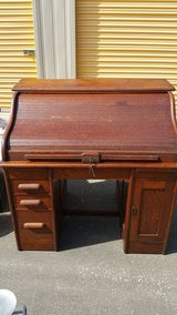 Antique ROLL TOP Desk - VERY old! in Houston, Texas