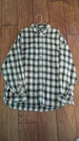Plaid Men's Shirt, Size Large in Kingwood, Texas