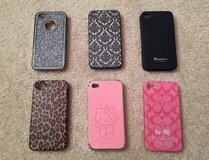 Stylish iPhone 4/4S Cases Hello Kitty, Coach, Bling in Chicago, Illinois