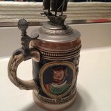 CLIPPER SHIP BEER STEIN GERMANY in Joliet, Illinois