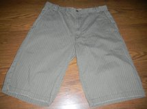 Mens Silver Tab Levi's Trouser Shorts Size 36 Taupe  Long Bermuda Like in Kingwood, Texas