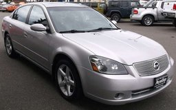 2005 Nissan Altima 3.5L SE Leather Power Moonroof w/ ONLY 88k miles !!! in Fort Lewis, Washington