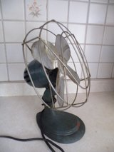 1940's Dominion Table/Wall Fan in Wheaton, Illinois