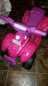 Princess 6 Volt Power Quad Power Wheels in Fort Campbell, Kentucky