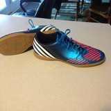 mens indoor soccer shoes (adidas) in Fort Campbell, Kentucky
