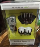 Brand new golf pro caddy kit in Bolingbrook, Illinois