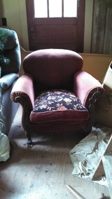 horse hair stuffed chair in Clarksville, Tennessee