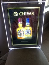 Chivas Regal LED Sign in Kingwood, Texas