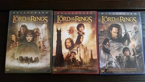 Lord of the Rings Trilogy set in Quantico, Virginia