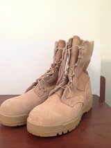 New Military boots 7 1/2R in Fort Benning, Georgia