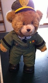 Army Bear from Build a Bear in New Lenox, Illinois
