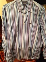 Faconnable men's dress shirt in Naperville, Illinois