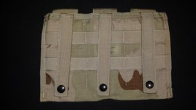 Three Magazine Side By Side Pouch (T=25) in Fort Campbell, Kentucky