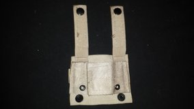 Alice Clip Adapter Tan MOLLE NSN 8465014917443 Carrier Belt Vest Military (T=25) in Fort Campbell, Kentucky