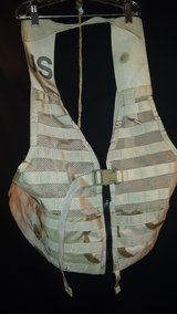 Official US Military Molle II Army FLC Fighting Tactical Assault Vest Carrier (T=25) in Fort Campbell, Kentucky