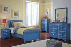ASHLEY KIDS BED ROOM SET BRONILLY 5 PC in Camp Pendleton, California