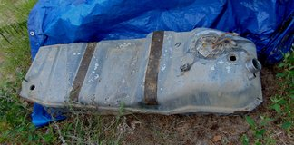 Used Gas Fuel Tank for 95 GMC Jimmy in RYE in Liberty, Texas