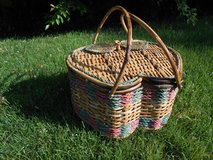 Apple Picnic  Basket Reduced in Glendale Heights, Illinois