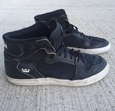 Supra High Top Skate Shoes - Mens Size 10 in Naperville, Illinois
