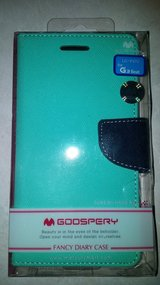 lg g3 beat wallet phone case NEW in Lockport, Illinois