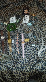 Necklaces earrings watches and bracelets in Naperville, Illinois